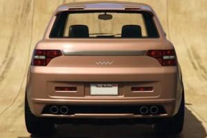 GTA5这辆车的原型是保时捷卡宴和奥迪Q5
