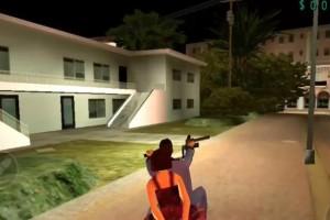 """位于《GTA:罪恶都市》东岛的""""鬼屋""""去过吗?R星经典彩蛋"""