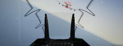 """GTA5当你用第一人称视角开""""战斗机""""会怎样?放飞自我"""